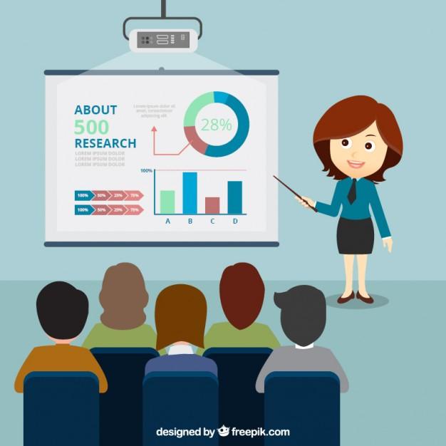 Popular presentation
